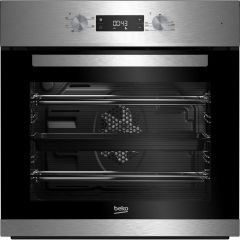 Beko BRIF22300X/OG Beko Ecosmart Built In Electric Single Oven - Stainless Steel