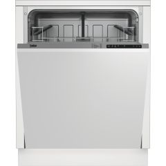 Beko Din15r10/OG Fully Integrated Dishwasher