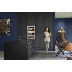 Caple WC6500/OG 88Cm In Column Wine Cooler