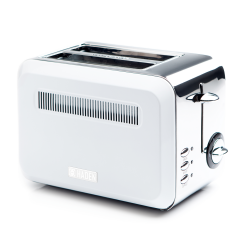 Haden 189714 Cotswold 2 Slice Toaster White