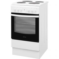 Indesit IS5E4KHW/R Indesit 50Cm Single Cavity Electric Cooker
