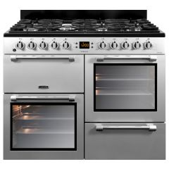 LEISURE CK100F232S 100Cm Dual Fuel Cooker