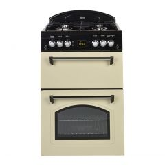 LEISURE CLA60GAC/OG 60Cm Cream Gas Double Oven