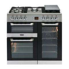 LEISURE CS90F530X Fuel Range Cooker