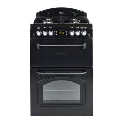 LEISURE CLA60GAK/OG 60Cm Gas Cooker Black