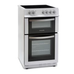 Montpellier MDC500FW WHITE ELECTRIC COOKER