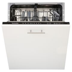 Montpellier MDI700/OG Integrated Full Size Dishwasher