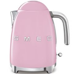 Smeg KLF03PKUK Retro Style Kettle In Pink - New And Boxed